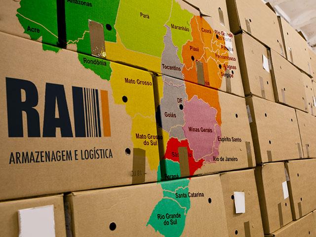 Armazenagem estratégica – CDA – e-commerce