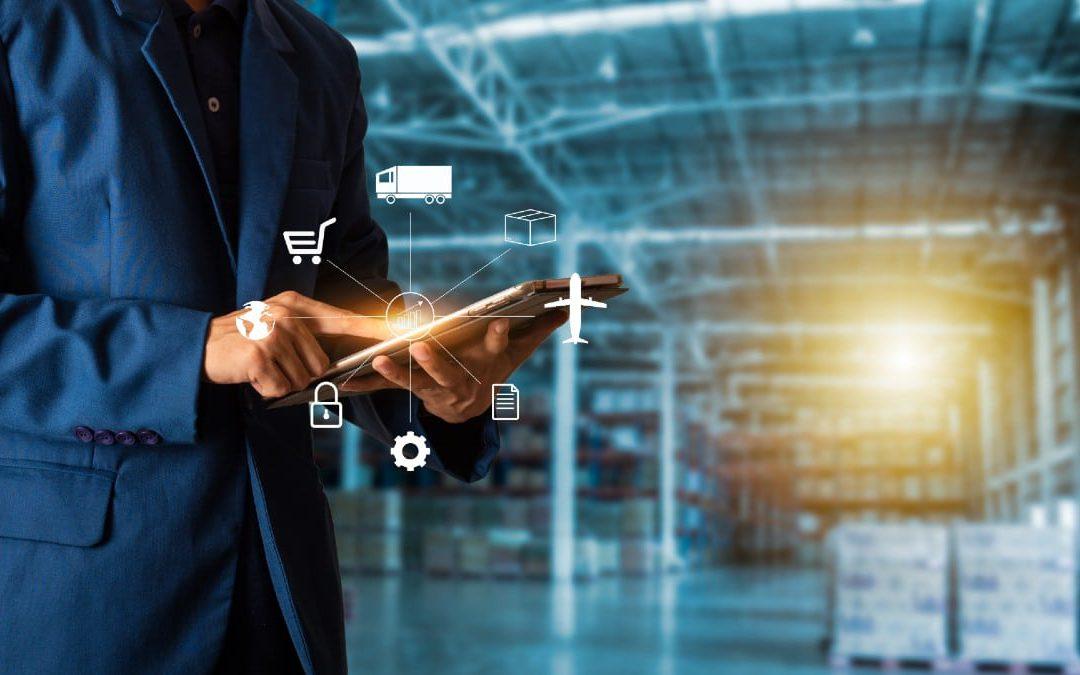 Como a transformação digital acelera processos e beneficia operações na logística